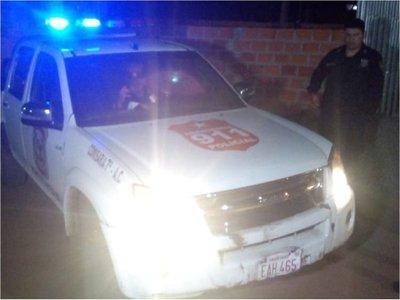 Roban arma y dinero de la casa de un policía en Ñemby