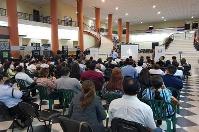 Tributación continúa hoy su ciclo de capacitaciones en San Lorenzo