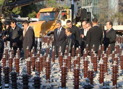 """Empresarios reclaman al Gobierno """"conducción responsable"""" del país"""