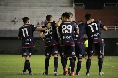 Nacional vence a R. I. 3 Corrales en tanda de penales