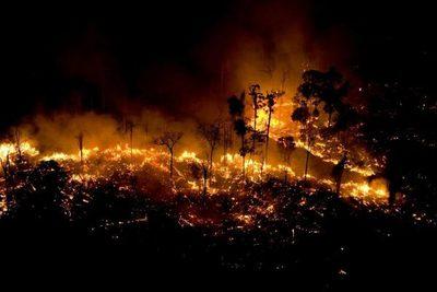 """""""Cuando no se llega a controlar el fuego en el inicio, solo queda esperar"""""""