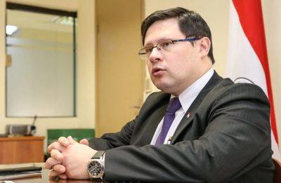 Oscar Orúe es el nuevo viceministro de Tributación