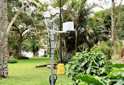 Dispositivo IoT para que productores monitoreen variables agro-climáticas
