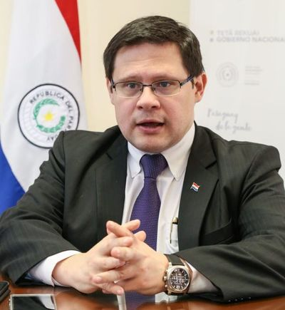 Confirman a Oscar Orué como viceministro de la SET