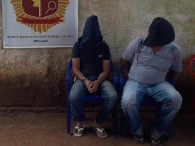 Detienen en Brasil a dos asesinos a sueldo paraguayos