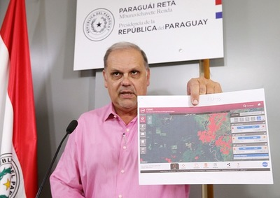 Instituciones en alerta para proteger Pantanal Paraguayo de incendios forestales