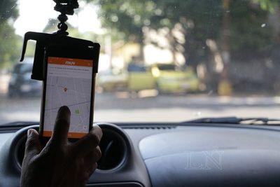 San Lorenzo: Muvers y Ubers podrán alzar pasajeros a metros de paradas de taxis