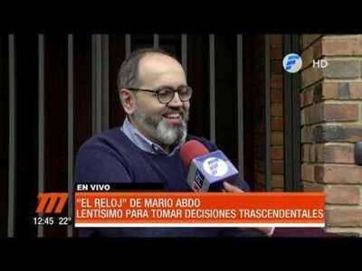 """Marcelo Lacchi: """"La presión ciudadana puede forzar un juicio político"""""""