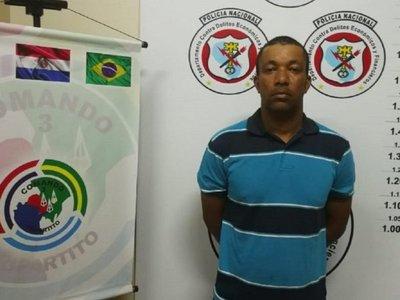 Mató a su sombrero y vivía escondido en Paraguay