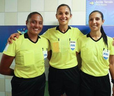 FIFA designa árbitras para el Mundial Sub 17 en Brasil