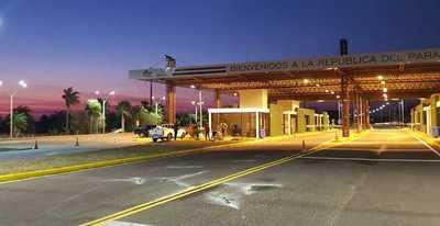 Paso fronterizo por Yacyretá será con horario especial y sólo para vehículos livianos