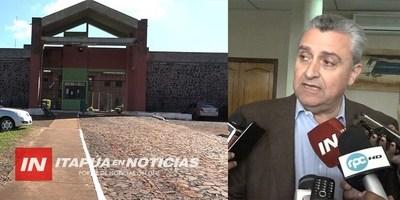 MINISTRO DEL INTERIOR RATIFICÓ DENUNCIA DE SUP. PLAN DE ATENTADO DESDE EL CERESO.
