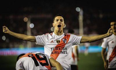 Dos penales dieron a victoria a River Plate, y Cerro Porteño buscará dar el golpe en La Nueva Olla