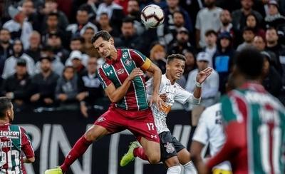HOY / Corinthians cede un empate y definirá al semifinalista en el Maracaná