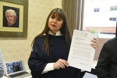Jueza rechazó pedido de desafuero contra Celeste Amarilla