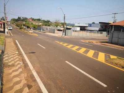 Bella Vista Norte luce renovada con obras de asfaltado en calles urbanas