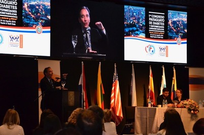 Realizan el primer congreso sobre diabetes y enfermedades cardiometabólicas