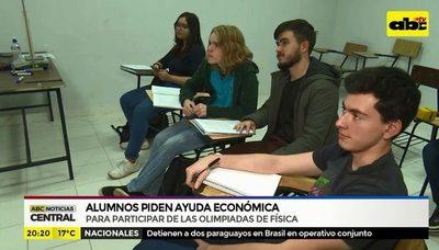 Son campeones paraguayos en Física y no pueden viajar a Olimpiada Iberoamericana por falta de recursos