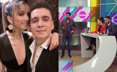 Marilina Bogado Y Will Fretes Decidieron No Ir Al 'Resumen'