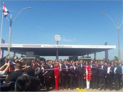 Paraguay y Argentina habilitan paso fronterizo sobre Yacyretá