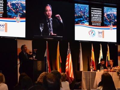 Realizan primer congreso sobre diabetes y enfermedades cardiometabólicas