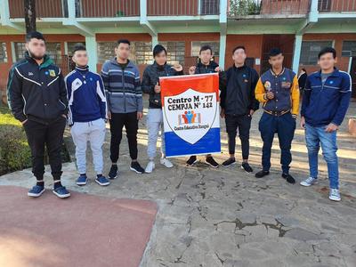 Adolescentes del CEI pasan a competencia departamental de Omapa