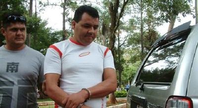 """Capturan al famoso """"Roque Py Guasu"""" por violento asalto a banco"""