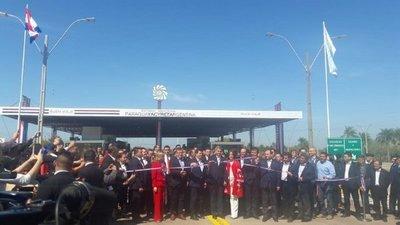 PARAGUAY Y ARGENTINA HABILITAN NUEVO PASO FRONTERIZO SOBRE YACYRETÁ