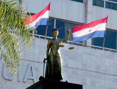 Magistrados confirmados por la Corte Suprema de Justicia