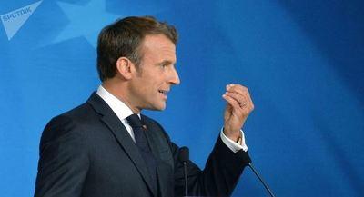 Macron carga contra Bolsonaro por incendios amazónicos y se opone al acuerdo UE-Mercosur