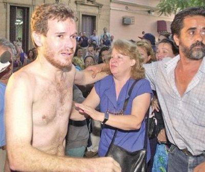 Arrom, Martí y Colmán fueron demorados en Uruguay