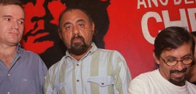 Arrom, Martí y Colmán tras las rejas en Uruguay