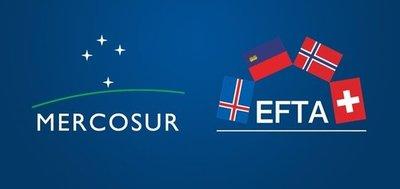 Mercosur y EFTA concluyen negociaciones para acuerdo de libre comercio