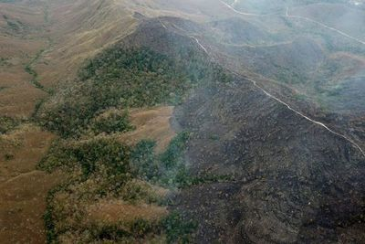 Bolivia oiporu mega aviõ ha Paraguái ombohovái  buena voluntad orekóva 16 bombero ñane retãgua