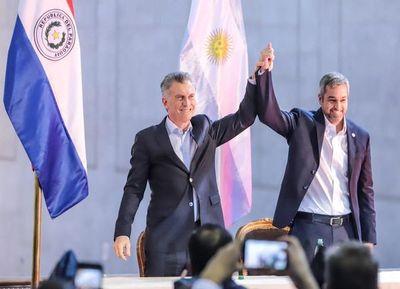 Inauguran paso fronterizo entre Paraguay y Argentina