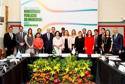 Reunión de los Ministerios Públicos