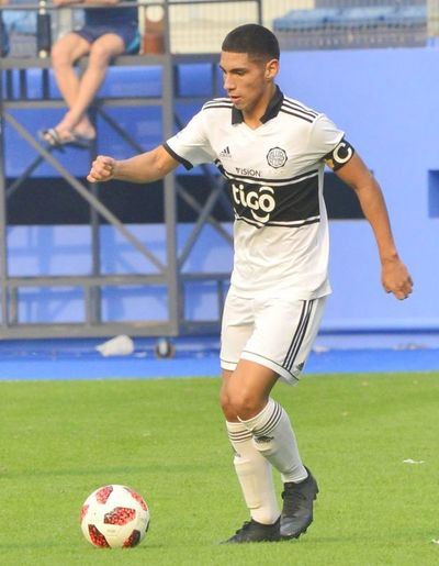 Erik López, el nuevo Sub 19
