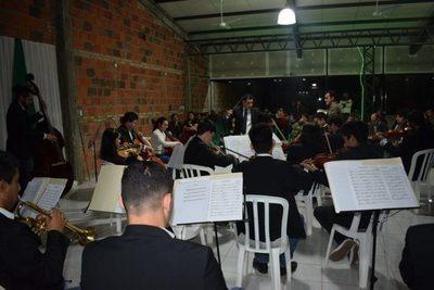 """Barrio Capellanía fue parte de """"Concierto en los barrios"""""""