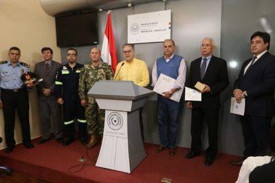 Plan de contingencia y alerta ante posibles focos de incendio en el Chaco