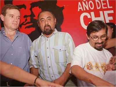 Detienen a Juan Arrom, Anuncio Martí y Víctor Colmán
