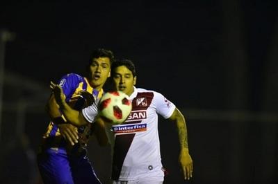 River Plate y Luqueño igualan en los Jardines del Kelito