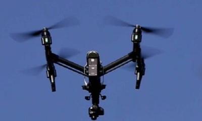 Gobierno planea comprar dron para dispersar manifestantes