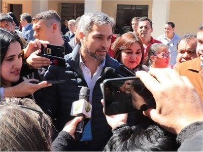Tras detención de Arrom y Martí, Abdo espera que rindan cuentas en Paraguay