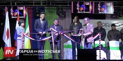 PIRAPÓ MATSURI HIZO VIBRAR EL MUNICIPIO CON UNA GRAN FIESTA