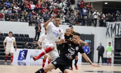 HOY / En Futsal, Cerro le da cátedra a Olimpia en la primera final de la Premium