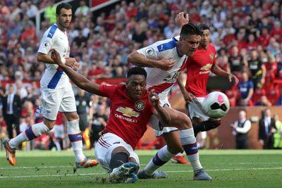 El United sufre su primera derrota ante el Palace