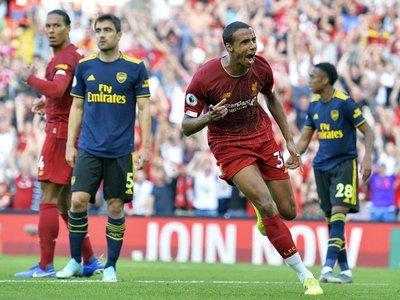 Liverpool devuelve al Arsenal a las tinieblas