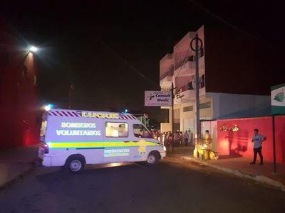Una mujer fallece a causa de un incendio en Luque