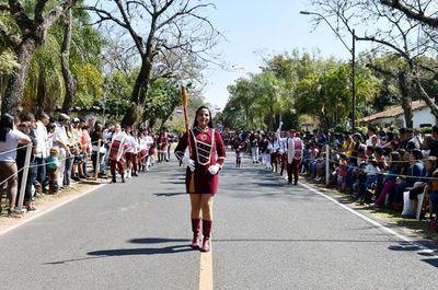 Celebran los 138 años de fundación de San Bernardino