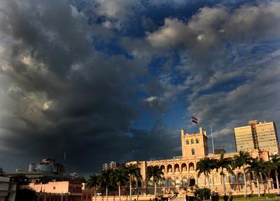 Lluvias y tormentas a partir de este domingo » Ñanduti